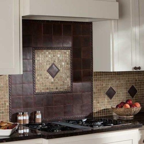 Dal Tile Kitchen Backsplash