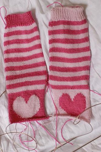 Love Socks, free Ravelry pattern