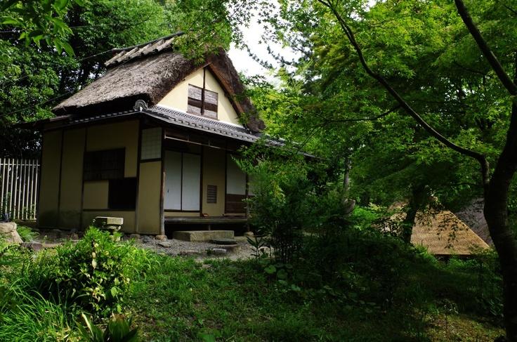 """""""Sado"""" house from North Kawachi, Osaka"""