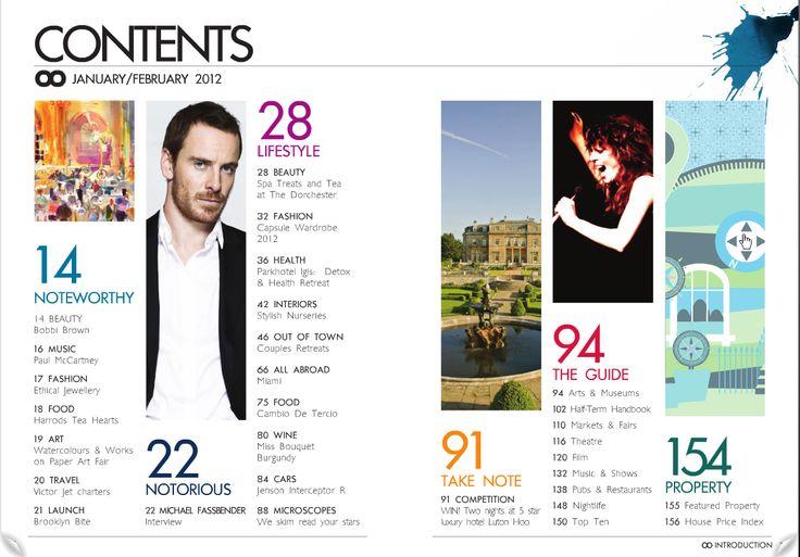 1000+ images about Magazine on Pinterest   Magazine design ...