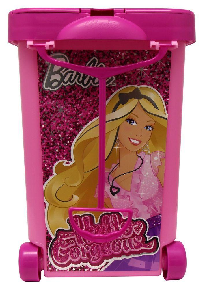Barbie Store It All - Pink Tara Toys #TaraToys