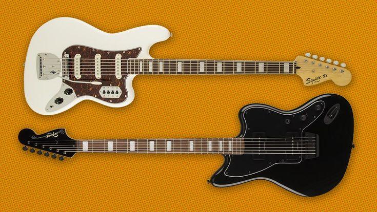 The Bass VI: Baritone Guitar or Bass?