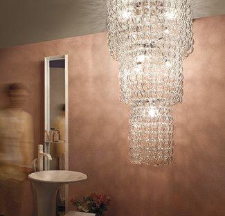 Giogali: the modular chandelier by Angelo Mangiarotti
