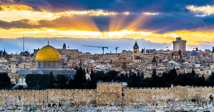 Even the Arab States are Getting Tired of the Palestinian Complaints about Jerusalem ⋆ The US Constitution ⋆ Constitution.com