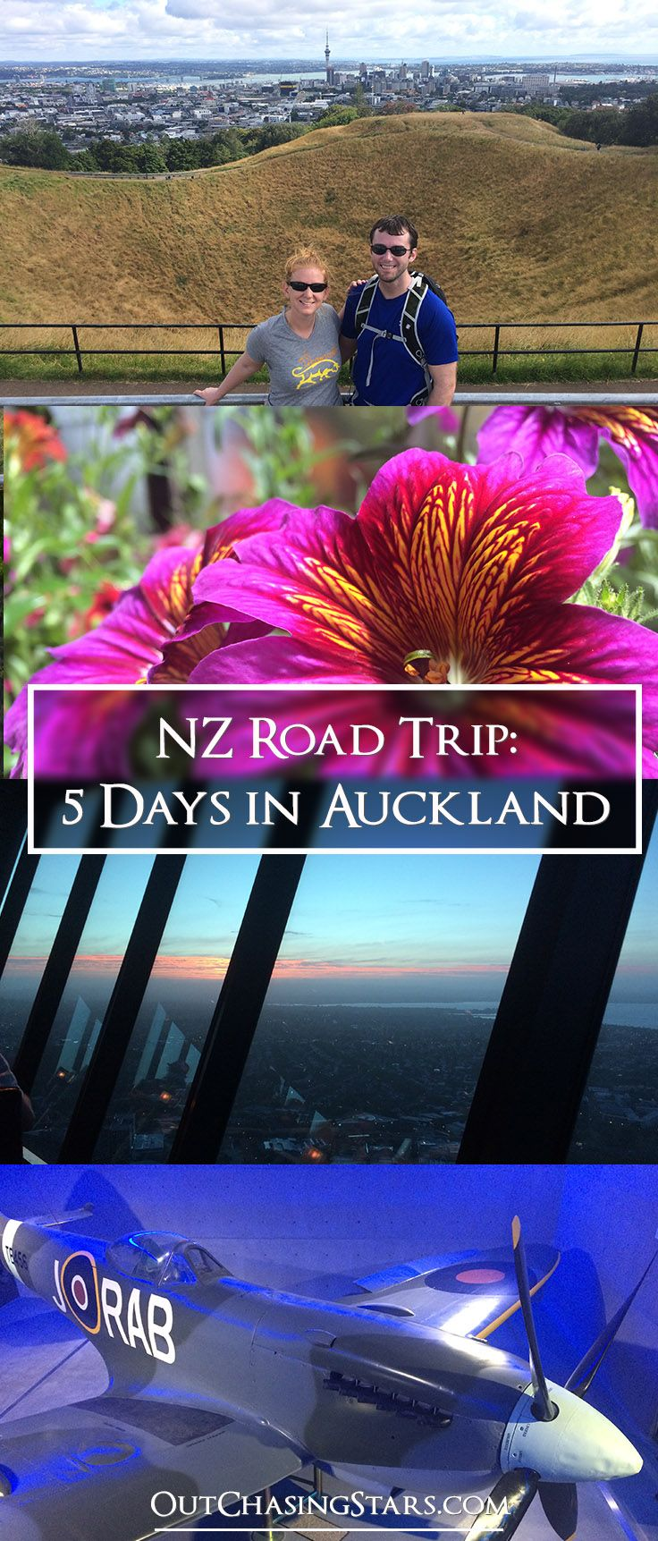 Our Road Trip kicks off in Auckland with five days exploring the harbourside and museums. New Zealand | North Island | Road Trip | Auckland - OutChasingStars.com