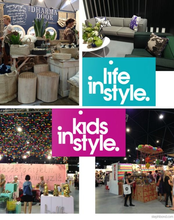 Life Instyle and Kids Instyle Sydney 2014