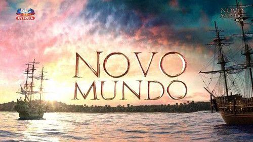 REDE DAS NOVELAS: NOVO MUNDO   Estreou Fraco Na SIC Em Portugal Com ...