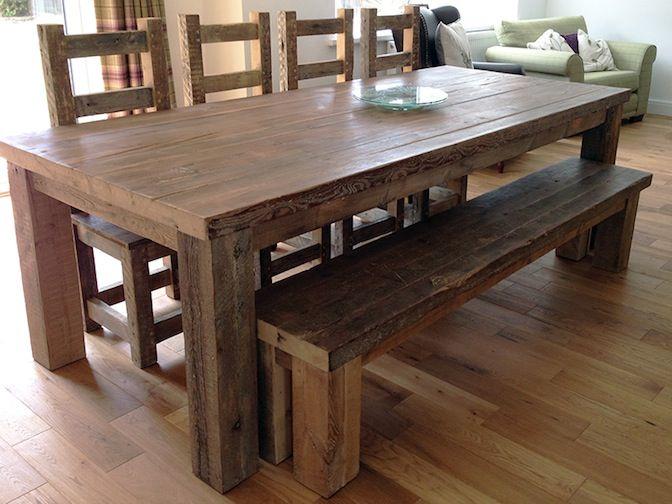 Original Dining Table | Eat Sleep Live