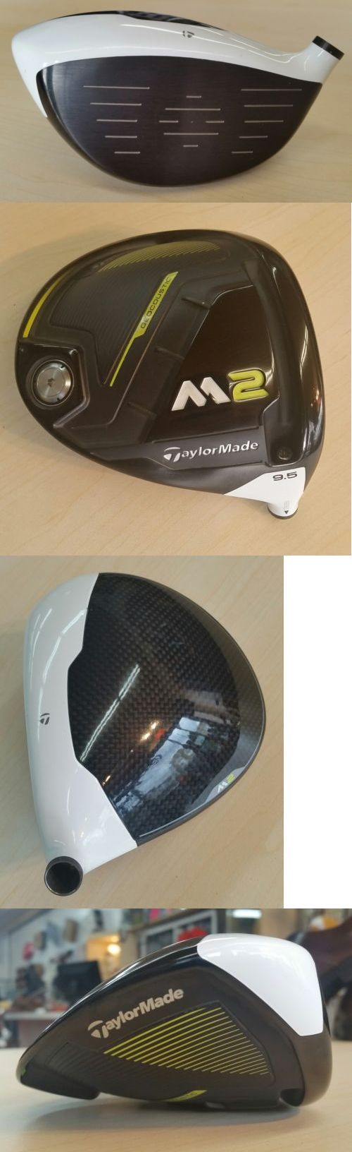Golf Club Heads 47325: Taylormade 2017 M2 9.5* 460Cc Driver Head Only Minty -> BUY IT NOW ONLY: $266.66 on eBay!