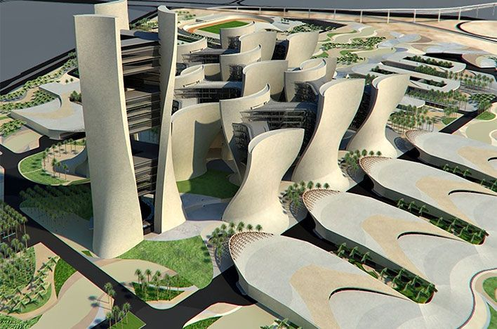 Image result for Landscape Architects in Qatar