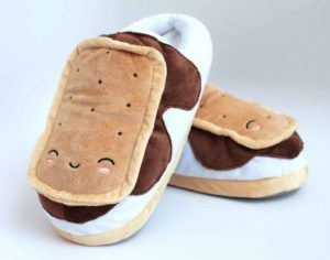 Heated Smores Slippers