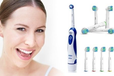 From $24.90 for a Braun Oral-B Advance Power Electric Toothbrush (worth up to $214)