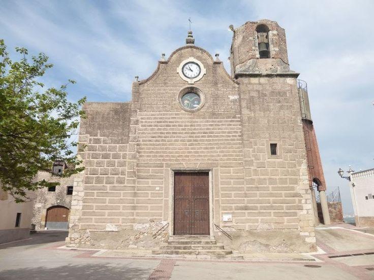 Esglèsia de Sant Sebastià a Puigdelfí (Perafort, Tarragonès, Tarragona)