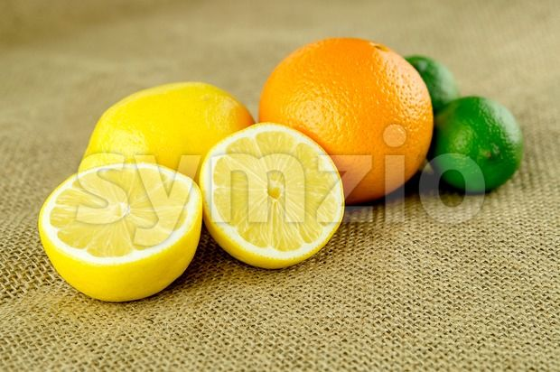 Stock photo of Juicy ripe citrus fruits from $1.99. Find high quality images from independent artists at Symzio.