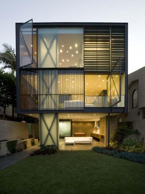Eco Friendly Technology Hover House 3 by Glen Irani Architects