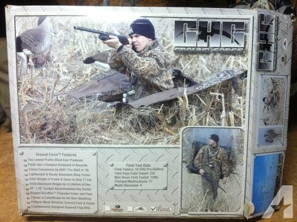Duck Hunting Layout Blind - for Sale in Jacksonville, North Carolina Classified | AmericanListed.com
