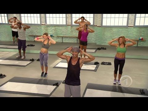 Jillian Michaels: Body Revolution Phase 1: Ignite - Workout 1 (Weights)