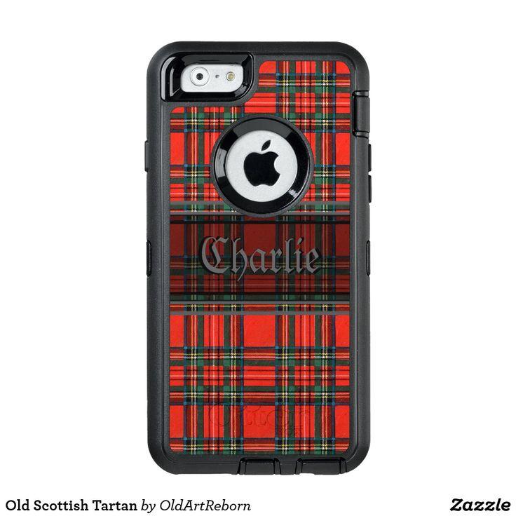 Old Scottish Tartan