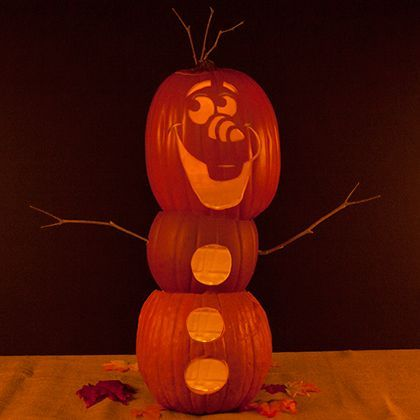 DIY Pumpkin Carving Ideas - #pumpkins #halloween