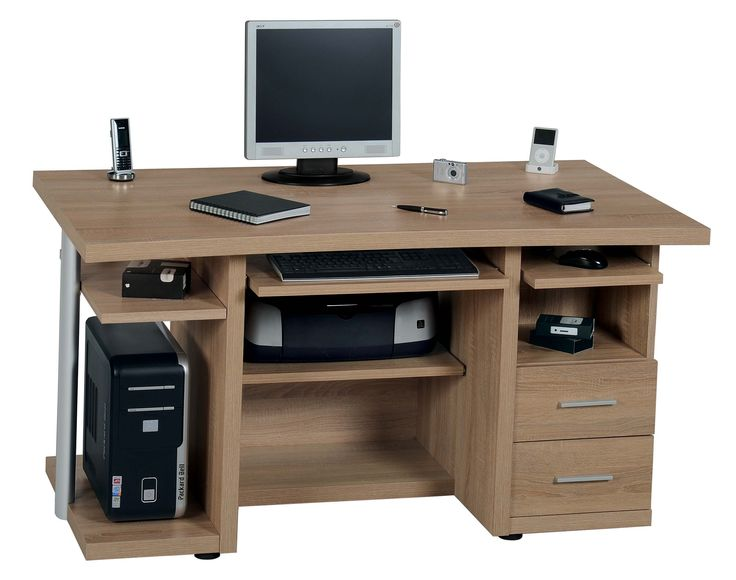 office desk furniture cpl240 sawn oak desk from jahnke home office 23914