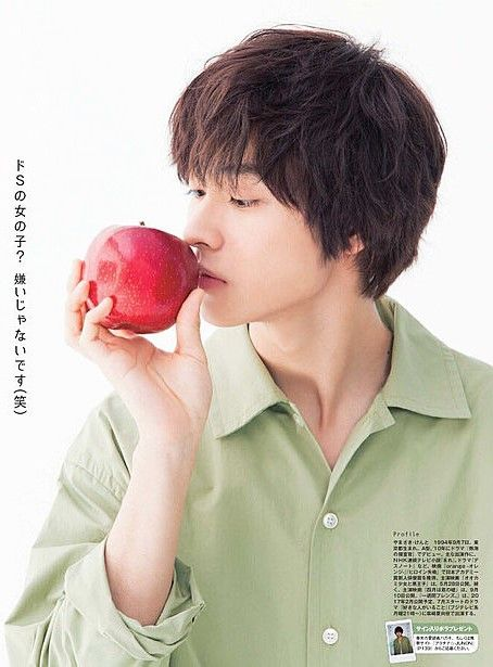 """sadistic girl? not bad. lol"" Kento Yamazaki, 2016"