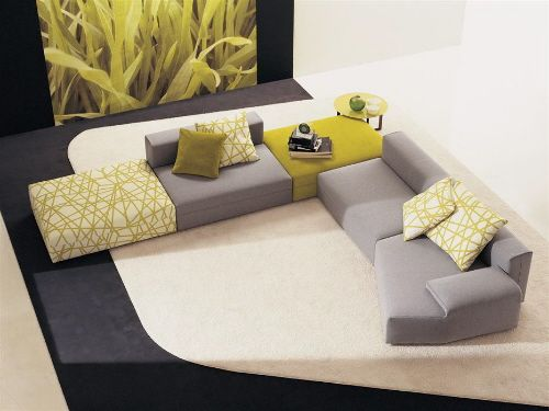 Molteniu0026C Continue The Long String Of Outstanding Sofa And Modular Seating  Designs With The Freestyle Modular Sofa Sectional By Ferruccio Laviani