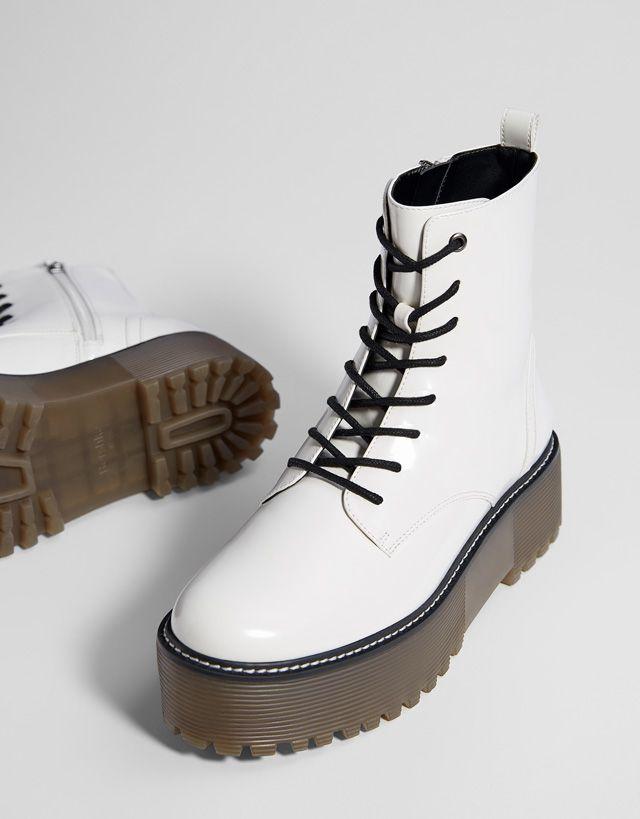 ee163fc5f Ver Todo - ZAPATOS - MUJER - Bershka Colombia | Shoes en 2019 ...