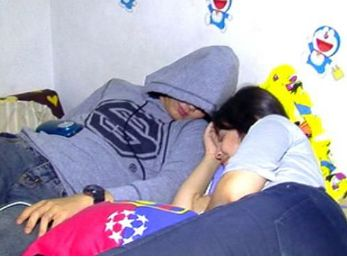 Aliando dan Prilly Sudah Biasa Tidur Bareng