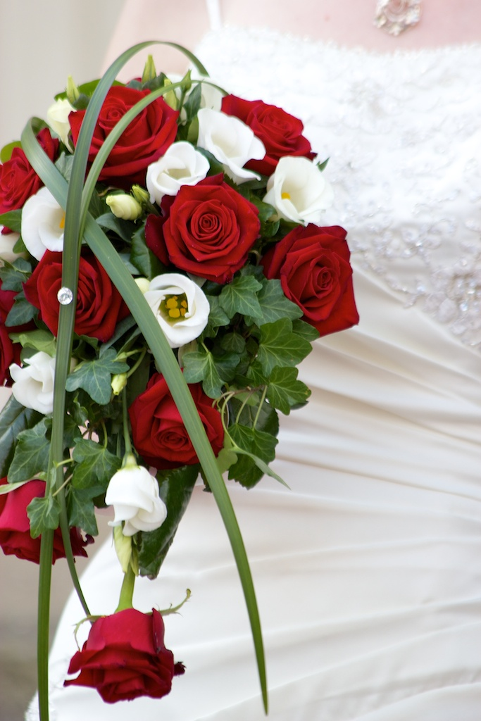 Vacker brudbukett   Beautiful bouquet