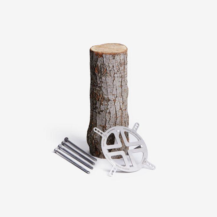 Le MITI, est un outil simple et robuste de cuisson extérieure parfait pour le camping.  Sportes