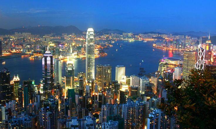 7 BEAUTIFUL CITY SKYLINES