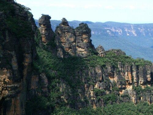Katoomba, Three Sisters