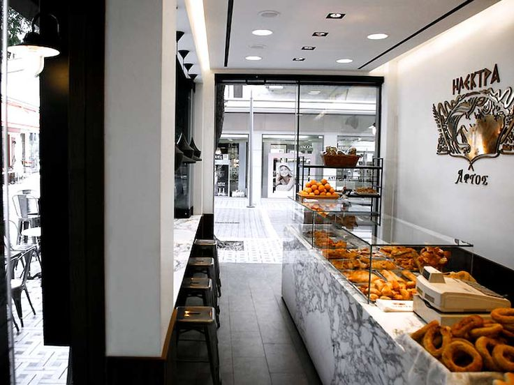 small coffee bakery shop interior design ideas | My Shop ...