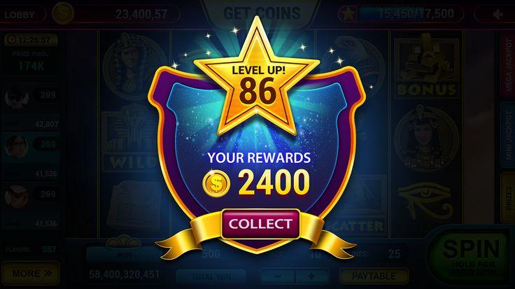 Slot Game on Behance