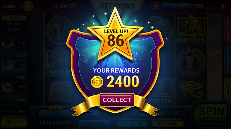Slot Game on Behance by Seetu Chaudhary