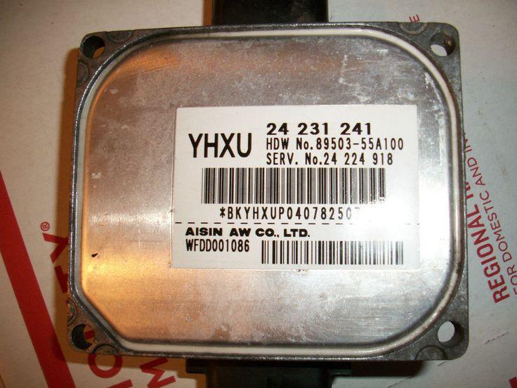 24 231 241 (YHXU) GM OEM TRANSMISSION CONTROL MODULE