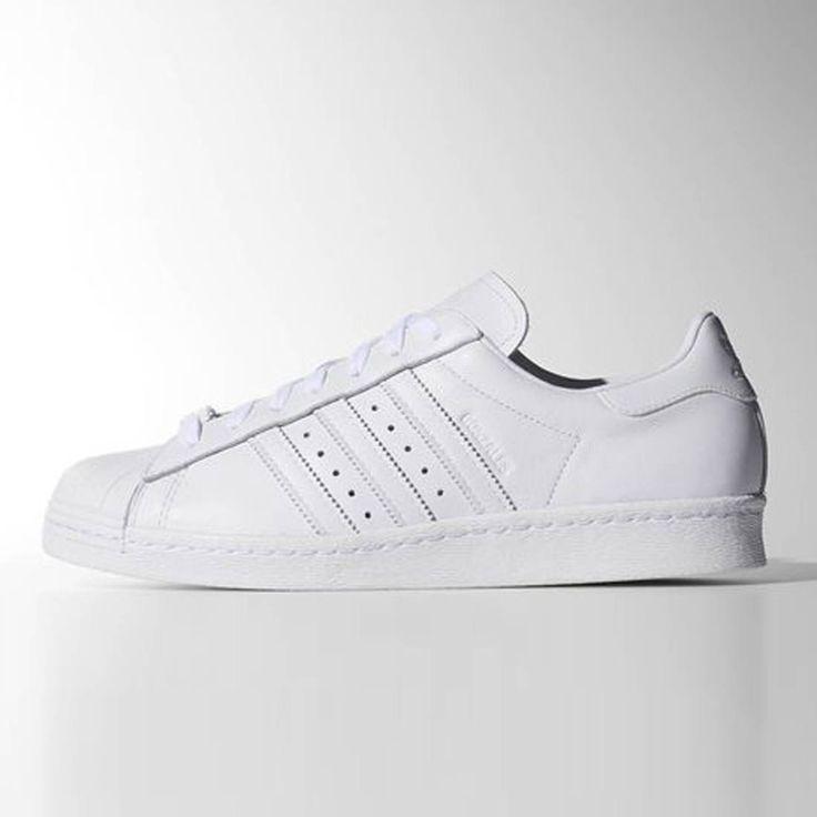 online store 76e3d 00ad9 Baskets blanches Adidas - Trouver basket blanche à son pied - Elle
