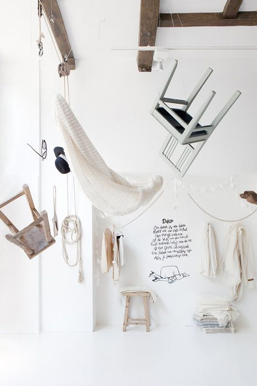 Sukha-Amsterdam / a modern department store where things are produced responsibly and sustainably, using re-used and repurposed vintage items — like clothing, furniture, jewelry, and handmade goods. Sukha means 'joy of life'.
