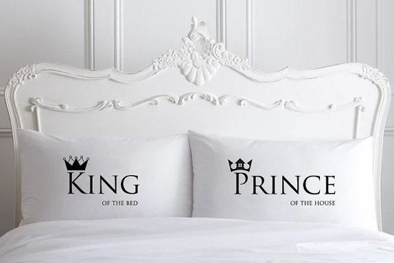 Gay couples Wedding gift Mr Mr His His gifts Gay gift cotton gay couple Gay Engagement Gay Anniversary gift King and Prince gay couple gifts (Set of 2)   Read the About page and you will understand why wedding theme is so important for me! :) This couple pillow cases is excellent gift for the gay wedding. This Mr and Mr couple is very unique and beautiful for sure will touch your heart! This bedding will decorate every bedroom and make it sweet, romantic and creative. Great idea to say I…