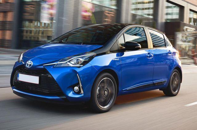 2019 Toyota Yaris Hybrid Specs Release Date Hybrid Car Hybrid Car Toyota Best Hybrid Cars