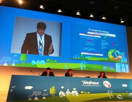 Recyclia participó en el encuentro #GSWMadrid o Semana de normas verdes de la UIT, que se celebrará a partir del 16 de septiembre en Madrid, dedicado entre otros temas a las SmartCities y los Residuos electrónicos.