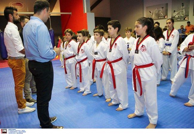 Με 11 αθλητές στο «2ο Κύπελλο Ακρόπολης»