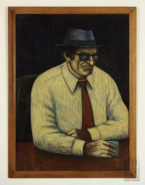 Retrato de un ex-apostador- Raimundo Saturnino