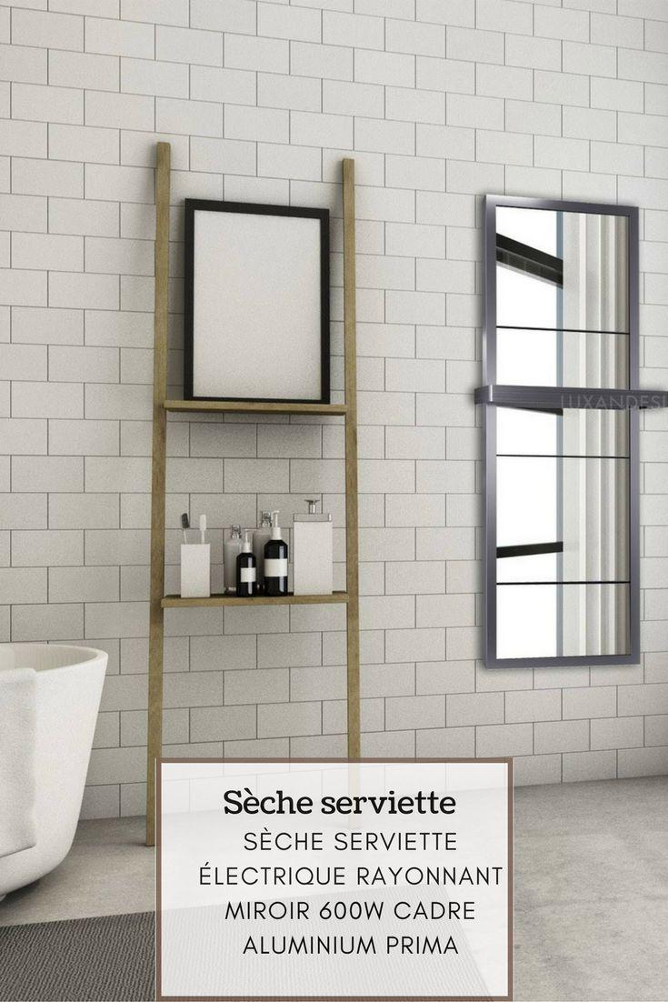 les 10 meilleures images du tableau s ches serviettes miroir prima sur pinterest. Black Bedroom Furniture Sets. Home Design Ideas