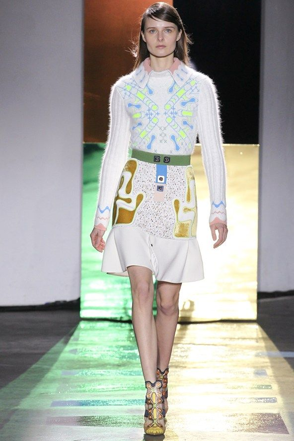 A playful offering from Peter Pilotto