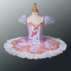 Girls Ballet Tutus Pink Tutu Dress Kids Pancake Tutu For Performance Ballerina Dance Clothing Ballet Dress Tutu - Buy Professional Ballet Tu...