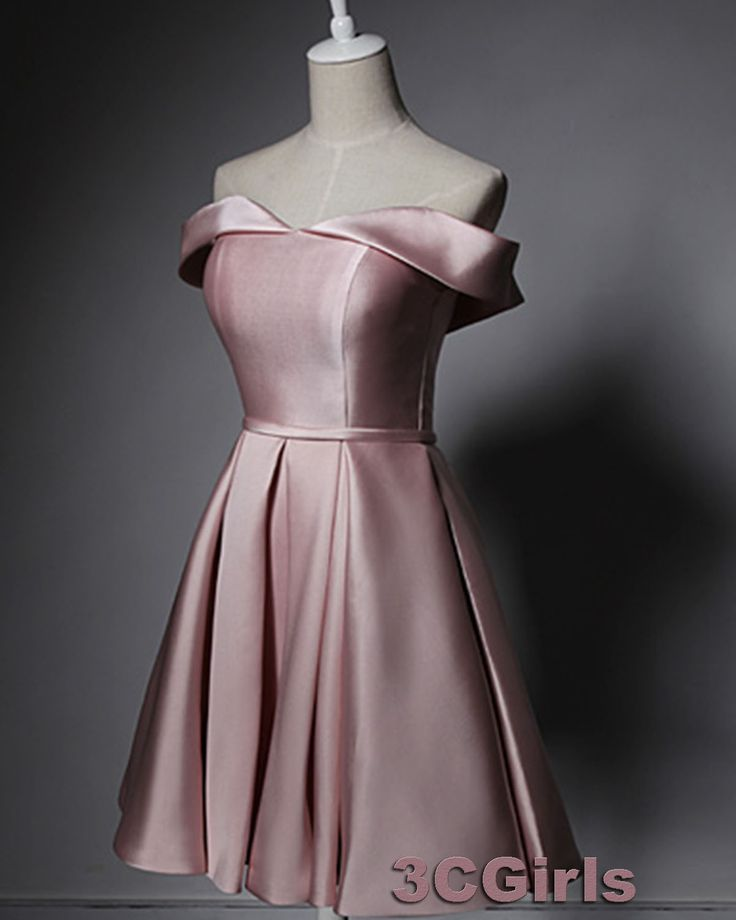 Simple And Elegant White Satin Sweetheart With Jacket: 25+ Best Ideas About Pink Satin On Pinterest