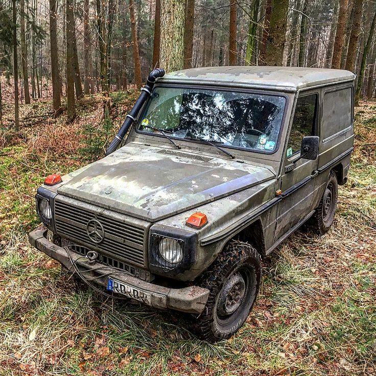 """34 kedvelés, 3 hozzászólás – Horst (@hueybell1966) Instagram-hozzászólása: """"#30yearsold #stillrunning #w460 #postmymercedes #offroad #hunting #jagen #drückjagd #Jagdwagen…"""""""