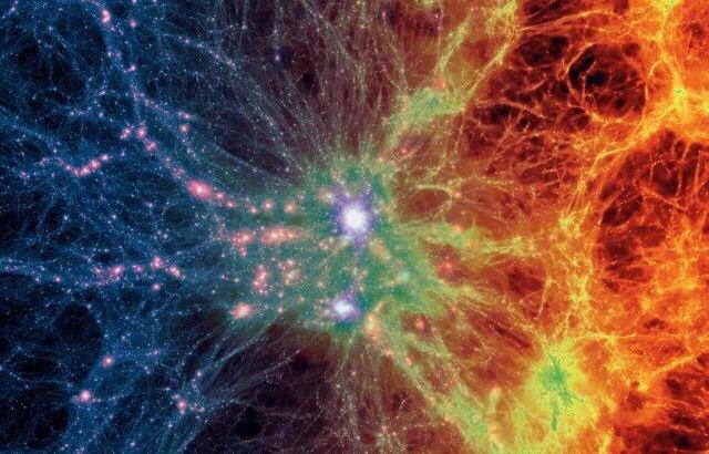 Illustris nos muestra un universo virtual http://www.revistaexclusiva.com/?p=8959