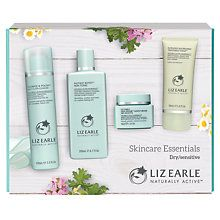Buy Liz Earle Essentials Kit, Dry / Sensitive Online at johnlewis.com